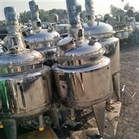 出售全新不锈钢304材质电加热反应釜