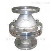 加热炉燃料气管道专用GZW-1阻火器