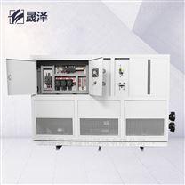 山東風冷式冷凍機