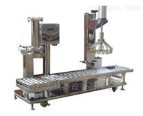 液體自動灌裝線 大劑量化工液體油漆灌裝機