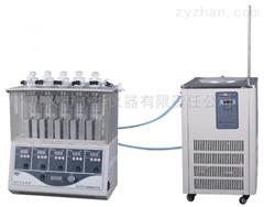 PPS-1510、2510型有机合成装置 同时对比5种温度