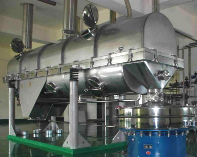 ZQG振动流化床干燥机