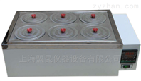 HH-ZK4双列四孔智能水浴锅