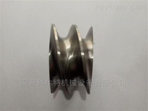 6542料T50机双螺杆螺纹元件,南京科尔特