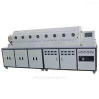 量产级有机小分子提纯设备升华仪BOF-8-280