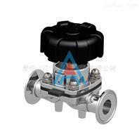 爱伦专业制造卫生级隔膜阀标准企业