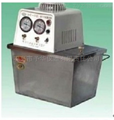 SHZ-D(III)透明水箱循环水真空泵的具体使用方法