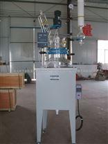 單層玻璃反應釜大口徑大容量