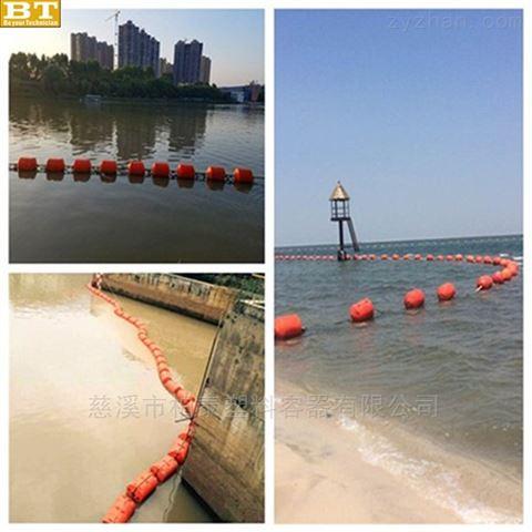 40厘米直径水上拦污浮筒,上饶电站浮筒直销