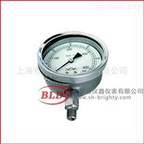 正品YTH-100.BO.518全不銹鋼壓力表防腐