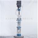小型单双层玻璃反应釜,使用方便、经济实惠