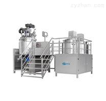 食品真空制膏機生產線設備