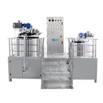 食品多功能乳化機生產設備