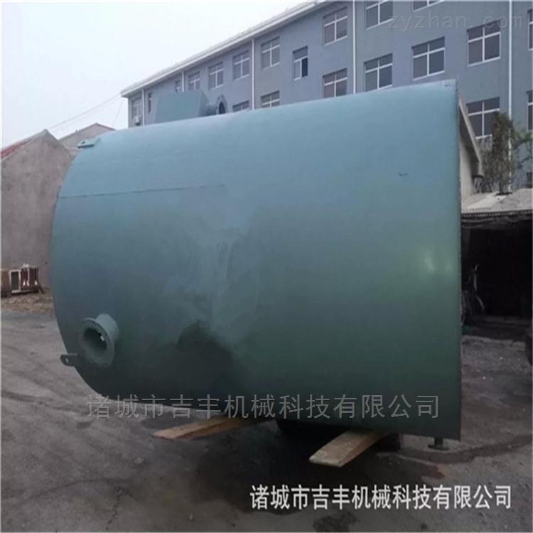 高质量平流式溶气气浮机设备