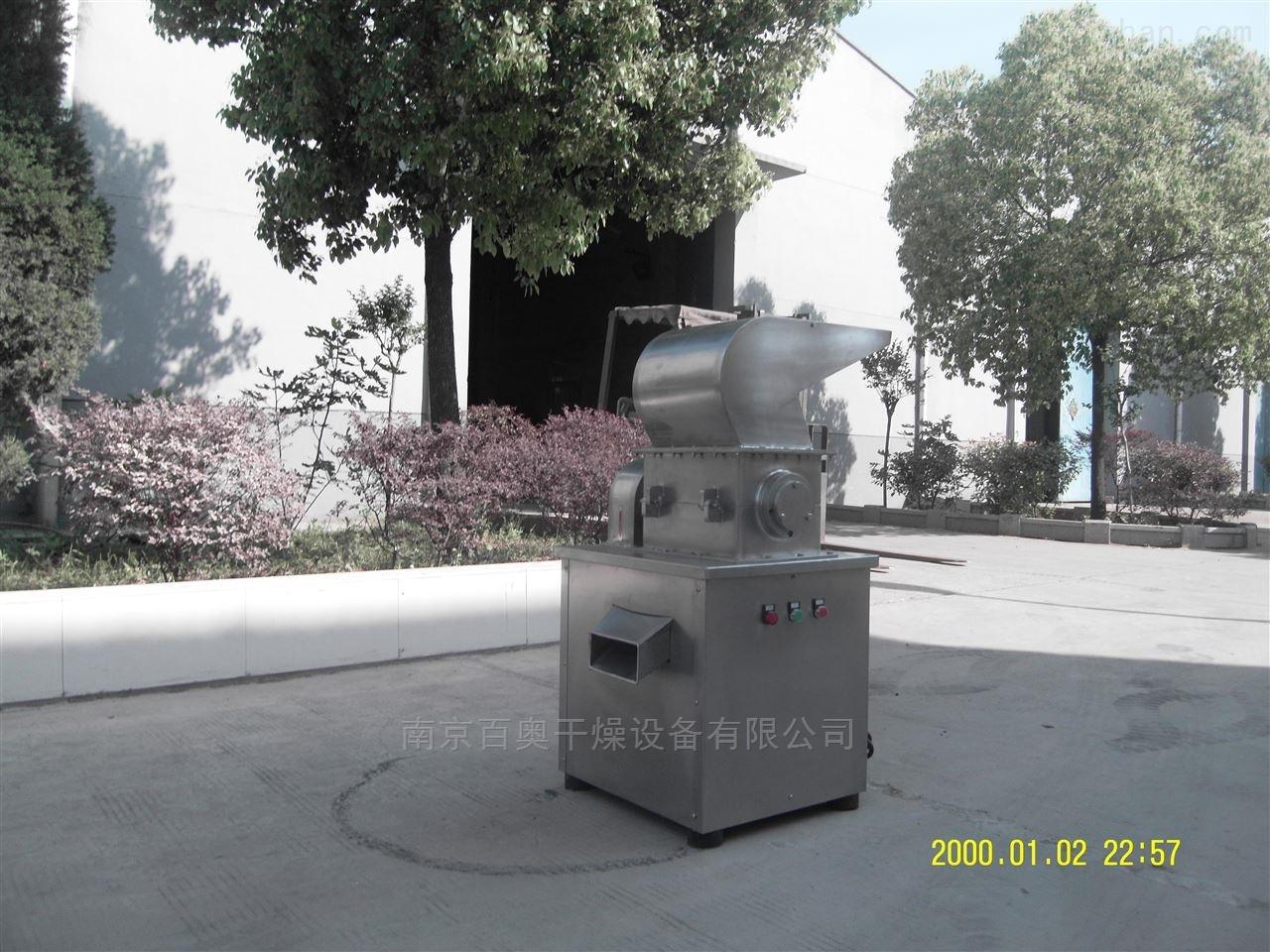 CSJ-P-强力型粗碎机工作原理