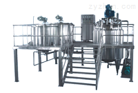 温州外循环真空乳化机组优质供应