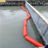 20*1米性价比拦污浮筒,环海拦污水草批发