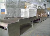 隧道式微波陶瓷干燥设备