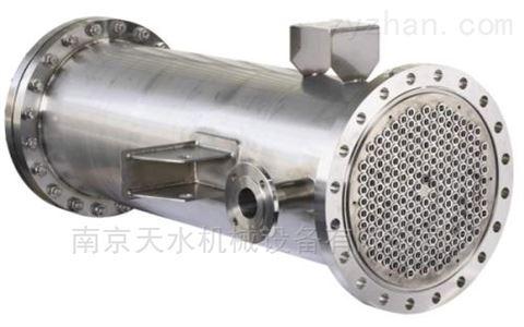 不銹鋼列管式換熱器