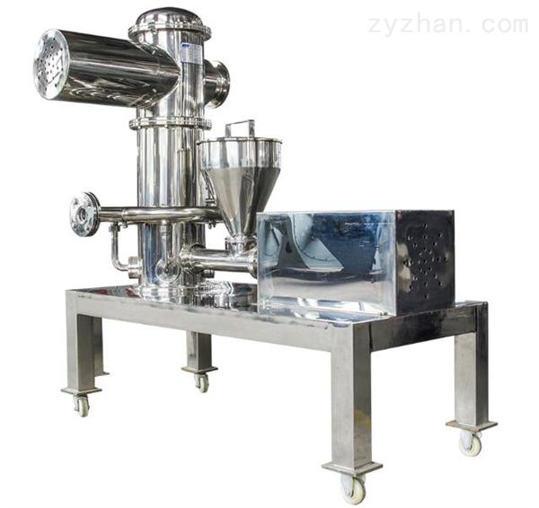 符合GMP/FDA标准的低温粉碎机