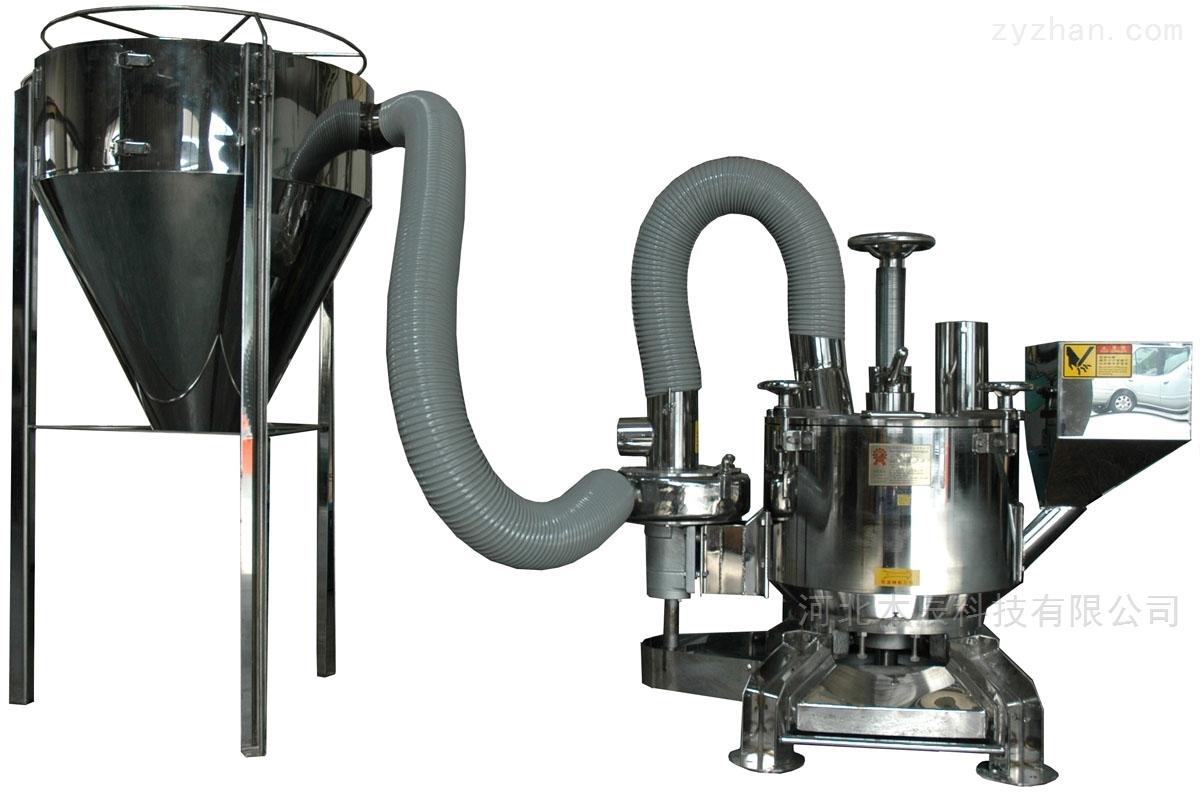 卧式空气分级磨粉机含旋风集粉器RT-MO50