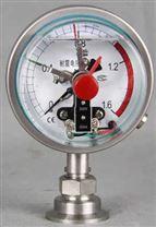 卫生型电接点隔膜压力表