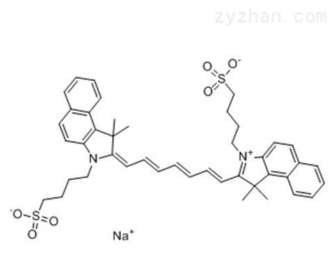 ICG吲哚菁绿及其衍生物,3599-32-4