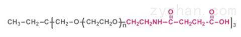 三臂聚乙二醇琥珀酸,3-arm PEG-SAA