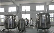卫生级304不锈钢储罐产品特点