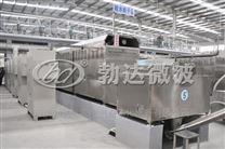 低溫微波食品殺菌設備廠家勃達自動化程度高