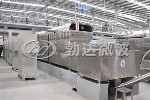 調味品微波殺菌設備食品機械廠家