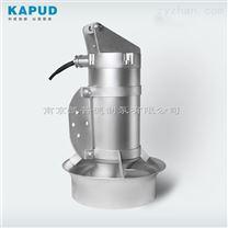 污水潛水攪拌機 選型參數 配I型底座安裝