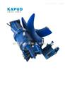 固定在A型支架上推流器QJB1.5/4-1100/2-62P