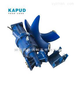 生化缺氧段水低速推流器QJB2.2/4-1400/2-42
