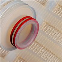 疏水(PTFE)绝对孔径精度滤膜产品特点