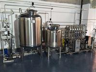 纯化水主机分配系统