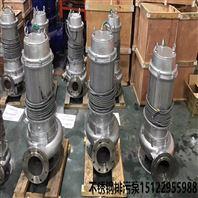 天津不锈钢污水排污泵产品