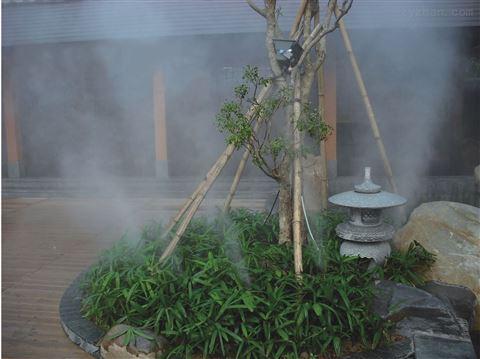 雾森景观设备造价