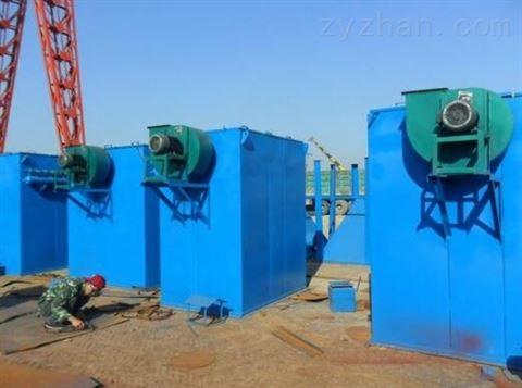 单机锅炉布袋除尘器的传动方式和连接形式