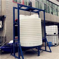 加药箱天津环保大口径搅拌计量罐投药箱设备