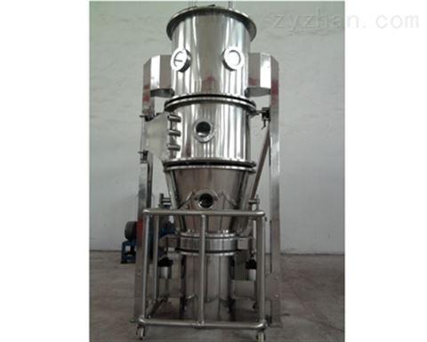 调剂用颗粒沸腾制粒干燥机