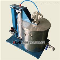 廠家直銷帶桶一體式20L氣動攪拌機