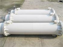 石墨改性聚丙烯列管式換熱器、冷凝器