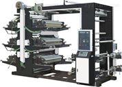 YT系列六色柔性凸版印刷機