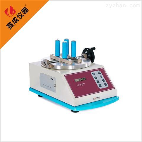 瓶盖扭力测试仪扭矩测量仪