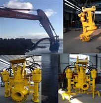河坝清淤挖掘机绞吸式泥浆泵 高质量 强技术