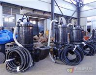 实用型电动清淤泵-排污泥沙泵-耐磨渣浆泵