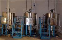 一罐二泵污水处理成套设备-加药装置