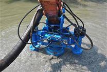 挖掘机抽沙泵 液压泥沙泵液压动力环保安全
