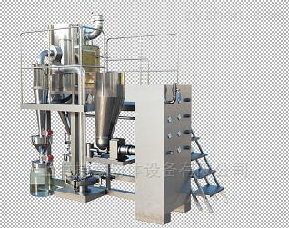 「气流粉碎机」4大类气流粉碎机的工作原理及特点!